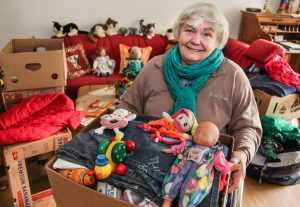O-Wambel Hannelore Lamche sammelt für Novi Sad